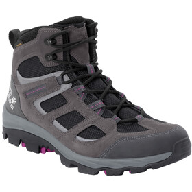 Jack Wolfskin Vojo 3 Texapore Scarpe Donna, dark steel/purple